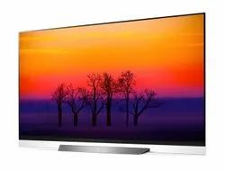 Black Wall Mount OLED TV 65, Screen Size: 65 Inches