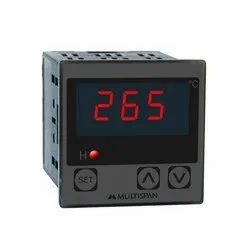 Multispan Temperature Meter