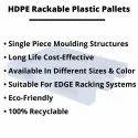 HDPE Rackable Plastic Pallet