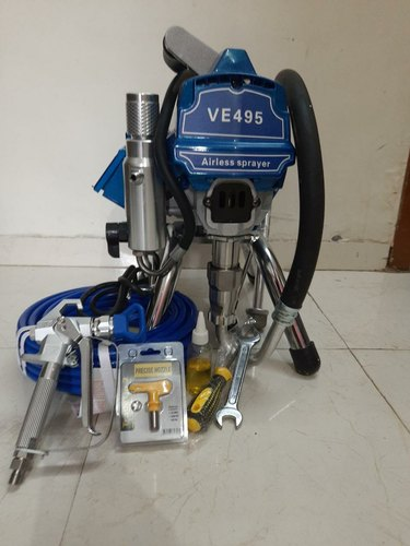 Vision Enterprises 495 Model