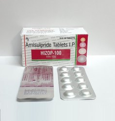 Amisulpride 100 Mg Tablets
