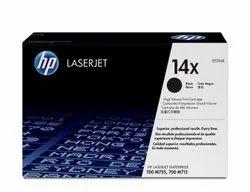 HP 14X High Yield Black Original LaserJet Toner Cartridge