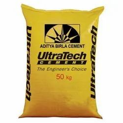 UltraTech Cement PPC, Packaging Size: 50kg