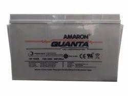 Amaron Quanta 12AL100N SMF-VRLA Battery, 100 Ah