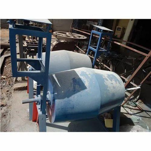 Color Drum Dholki Concrete Mixer