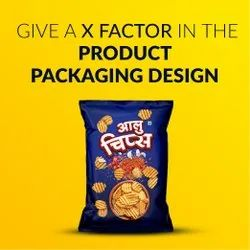 Digital Graphic Product Packaging Design Service