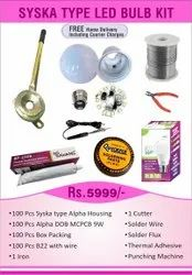Syska Type LED Bulb Kit