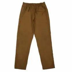 Cotton Red School Trouser