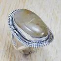 Handmade Jewelry Sapphire Gemstone 925 Sterling Solid Silver Ring WR-3422