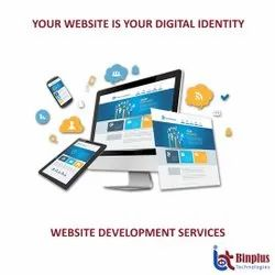 PHP/JavaScript Web Development Services, With 24*7 Support