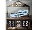 Stainless Steel Catering Display Counter