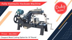 power hacksaw machines