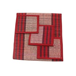 Multicolor Bamboo Table Placemat