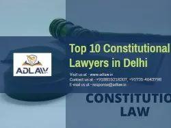 Top 10 Constitutional Lawyers in Delhi