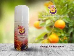 Orange Air Freshener