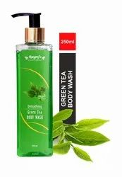 Rangrej's Aromatherapy Refreshing Green Tea Shower Gel Body Wash 250ml