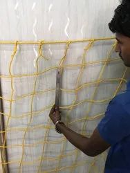 Safety Net For Container