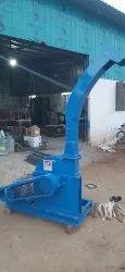 Wood Chipper Machine, Production Capacity: 1 TPH