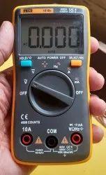 Pocket Type Digital Multi Meter Model: 101B