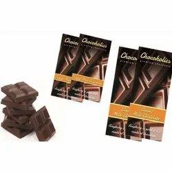 Rectangular Chocoholics Premium Classic Milk Chocolate
