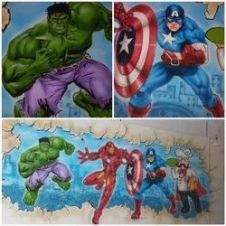 Home Decor Wall Painting Service