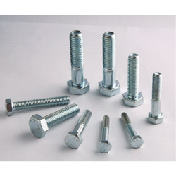 Hexagonal Stainless Steel Hex Bolt, For Industrial