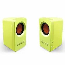 5.1 Yellow AK-1131 Bluetooth Speaker
