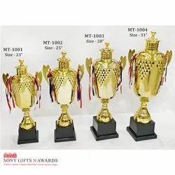 Heavy Metal Sports Trophies