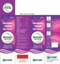 Mometasone Furoate 0.05% Nasal Spray (momtane)