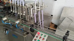 Phenyl Liquid Filling Machine