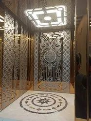 Golden Design Elevator