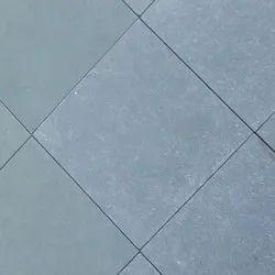 Polished Finish Kota Blue Limestone, Thickness: 20 mm