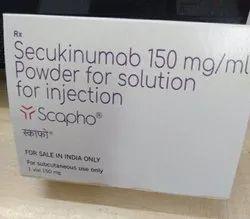 Scapho 150mg Injection Secukinumab