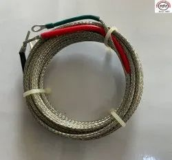 Flexible heater round type