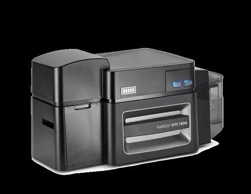 Voter Id Card Printer - Fargo DTC1500 Dual Side Printer