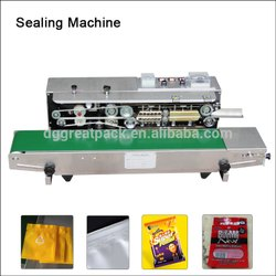 Vertical Continuous Band Sealer Machines
