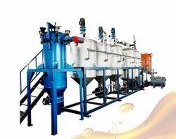 Batch Type Refinery