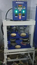 Hydraulic Areca Leaf Plate Machine
