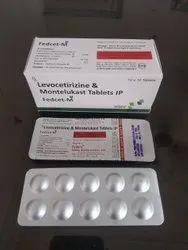 Levocetrizine Hydrochloride & Montelukast Tablets
