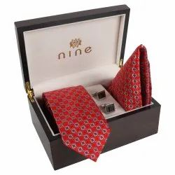 Men's Cufflink Gift Set Photography