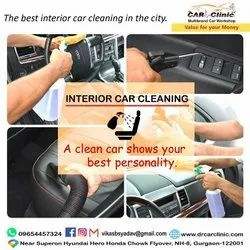 Car Dryclean And Interior Cleaning Services