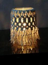 Mohit Macrame Jar Cover