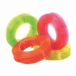 SRP Gold Colour Transparent PVC Tubing