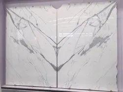 Beige Statuario Marble, Big Slab, Application Area: Flooring