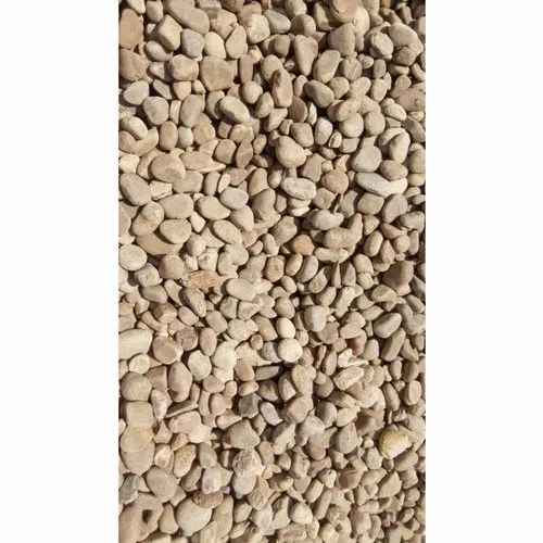 Brown Pebble Stone River Natural Pebbles, For Landscaping