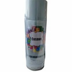 Cosmos Zinc Metal Spray, For Color Coating, Packaging Type: Can