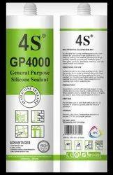 4S General Purpose Silicone Sealant