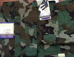 Army Uniforms Set