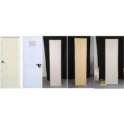 Swing PVC Fiber Door, Interior & Exterior