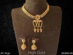 Designer Antique Necklace Set